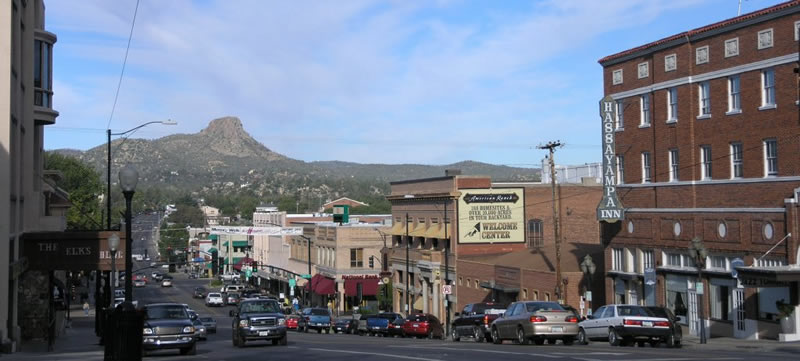 Prescott, Arizona - Our Home Town
